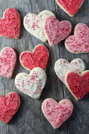 heart shaped cookies 6 festive heart shaped cookies for s day omg lifestyle