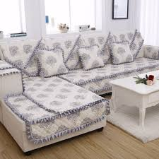 Cotton Sofa Slipcovers by L Shaped Sofa Cover Picture More Detailed Picture About 2016 New