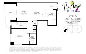 77 Harbour Square Floor Plans Plaza On Brickell Worldwide Properties