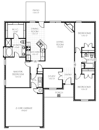 Home Floor Plan The Ashley Elite Oklahoma New Home From Home Creations