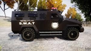 swat vehicles swat van metro police els for gta 4