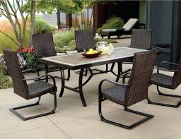 Outdoor Patio Dining Sets With Umbrella Articles With Outdoor Bistro Set With Umbrella Hole Tag Amusing