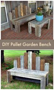 best 20 pallet garden benches ideas on pinterest pallet garden