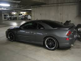 eclipse mitsubishi 2004 car picker black mitsubishi eclipse