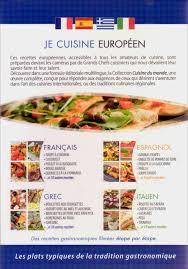 dvd recettes de cuisine cuisines du monde je cuisine européen dvd dvd