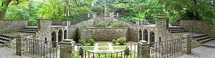 Botanical Gardens Highland Park Parks Highland Park County Ny