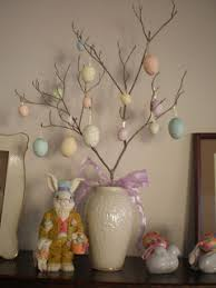 easter egg trees for your inner martha the wilderness
