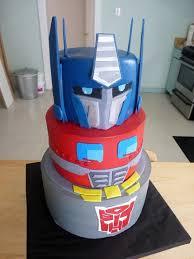 transformer cake optimus prime transformers cake walyou