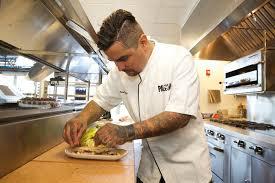 chopped u201d star steps down as paloma chef stamfordadvocate