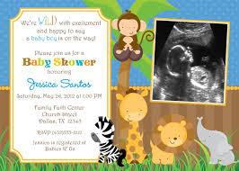safari theme baby shower invitations marialonghi com