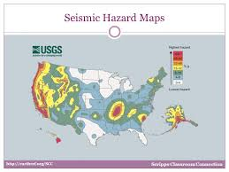 scc map mapping earthquakes scripps classroom connection usgs
