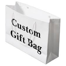 design your own custom gift create your own t shirt zazzle create your own custom photo template blank design large gift bag