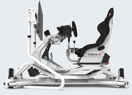 rseat n1 m4a 1500 white motion simulator u2013 rseat gaming seats