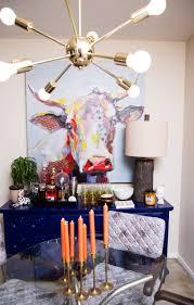 small eclectic apartment tour whitney j decor