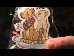 disney club ornaments haul disney