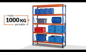 estantes y baldas estanter祗as met磧licas industriales y para el hogar ractem