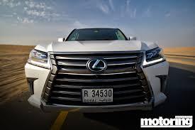 lexus 570 car 2016 2016 lexus lx570 u2013 video reviewmotoring middle east car news
