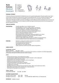 Entry Level Medical Assistant Resume Samples by Sample Resume Cover Letter For Medical Assistant With No Inside
