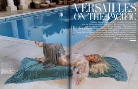 Haute House Home Furnishings Los Angeles Ca Versailles On The Pacific Vanity Fair