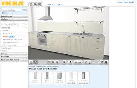 ikea kitchen cabinets design software five of the best kitchen design apps appliance city