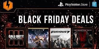 best black friday store deals list playstation network black friday deals get the list of games and
