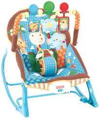 Toddler Rocking Recliner Chair Amazon Com Fisher Price Infant To Toddler Rocker Jungle Fun