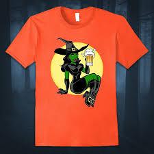 halloween t shirts for men women and kids shirt garage usa