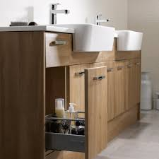 Bathroom Furniture Oak Aruba Oak Fitted Bathroom Furniture Roper