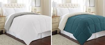 Good Down Comforters Goose Down Alternative Comforters As Low As 14 75 Shipped