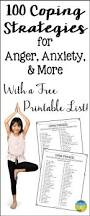 Conflict Resolution Worksheets For Kids Best 20 Coping Skills Ideas On Pinterest Coping Skills For