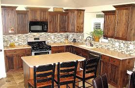 rustic backsplash for kitchen backsplash kitchen backsplash ideas with oak cabinets best of