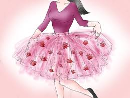 how to make a tulle skirt how to make a tulle tutu with pictures wikihow