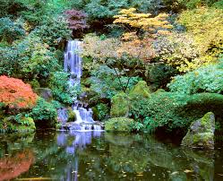 Japan Rock Garden by Portland Japanese Garden Travel Portland