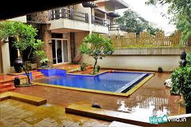 serenity villa villas for rent in lonavala hireavilla in
