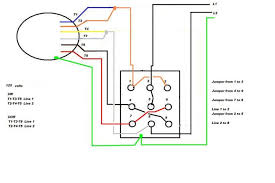 wiring diagram 3 phase motor wiring diagram 6 wire 3 phase motor