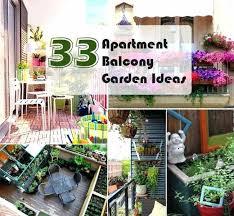 apartment balcony garden design ideas with fresh at vertical 9
