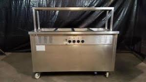serving line steam tables delfield shelleysteel sh 4 nu four well electric steam table serving