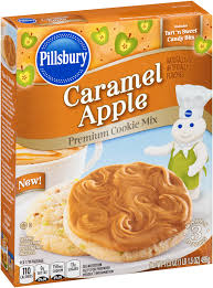 ewg s food scores pillsbury premium cookie mix caramel apple