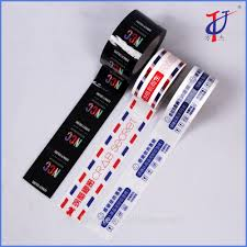 jie fang logo packing tape with company logo packing tape with company logo