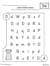 free worksheets writing patterns worksheets free math