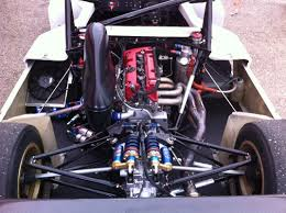 formula 4 engine very fast and light 560kg sport prototype in high class on