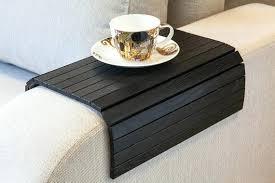 plateau pour canapé plateau de canape tablette pour accoudoir canape ikea efunk info