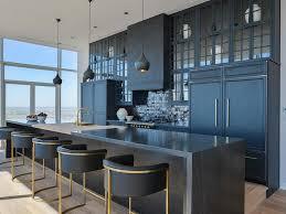 black kitchen island with stools black square kitchen island with white counter stools