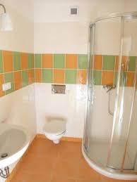 green bathroom tile ideas small bathroom design ideas with open shower area and floating