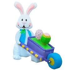 Easter Decorations Ebay by Easter Bunny Decorations Ebay Nifty Ebd0d833a6