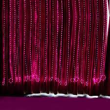 Led Light Curtain Professional Backdrop Decoration Rental Led Light Stage Curtain