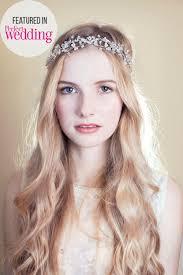 bridal headpieces uk cleo wedding hair vine from rosie willett designs
