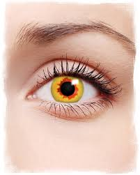 halloween contacts available now acuity vision funky eyes red