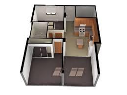 incredible two bedroom design for comfortable u2013 interior joss