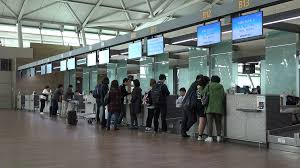 incheon international airport seoul south korea asia passenger